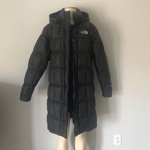 The North Face Metropolis 600 Parka Coat